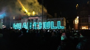 The Ferens Art Gallery became the backdrop for Made in Hull.